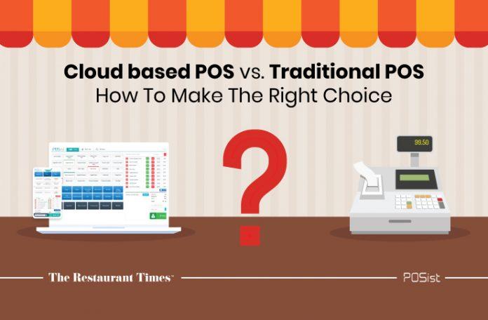 Why choose cloud POS