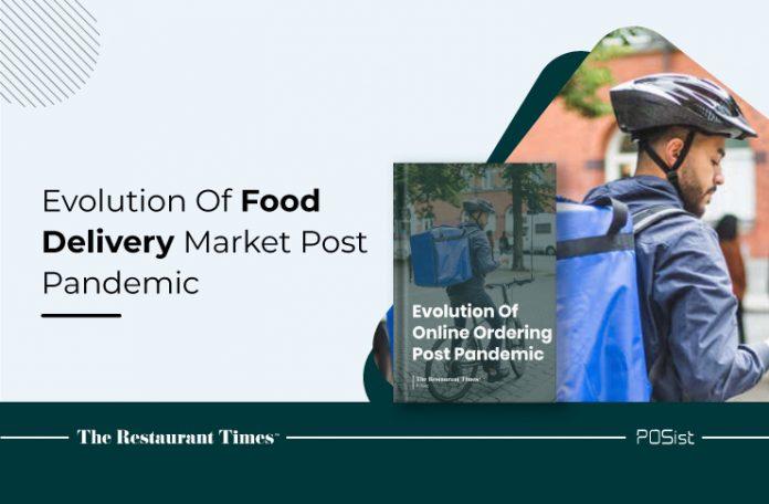 Evolution of Restaurant Food Delivery Market