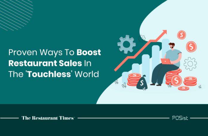 Increase restaurant sales post COVID-19