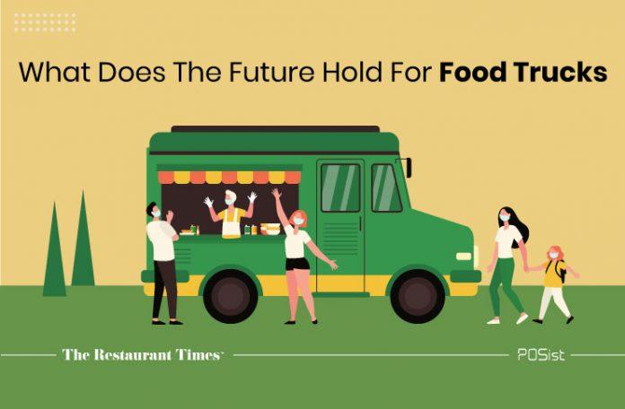 Food trucks India future