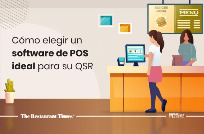 Elección de un POS QSR ideal: respondiendo al cómo de elegir el software adecuado