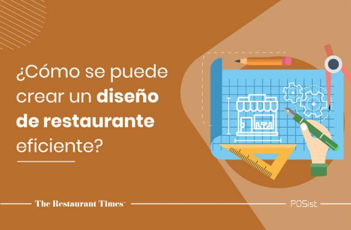 Importancia del diseño del restaurante para aumentar la eficiencia de su restaurante