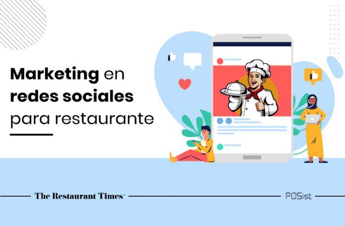 La guía completa de marketing en redes sociales para restaurantes