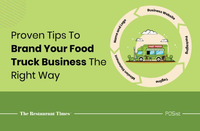 Food Truck Branding Tips