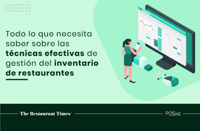7 técnicas efectivas de gestión de inventario de restaurantes que los operadores deben conocer