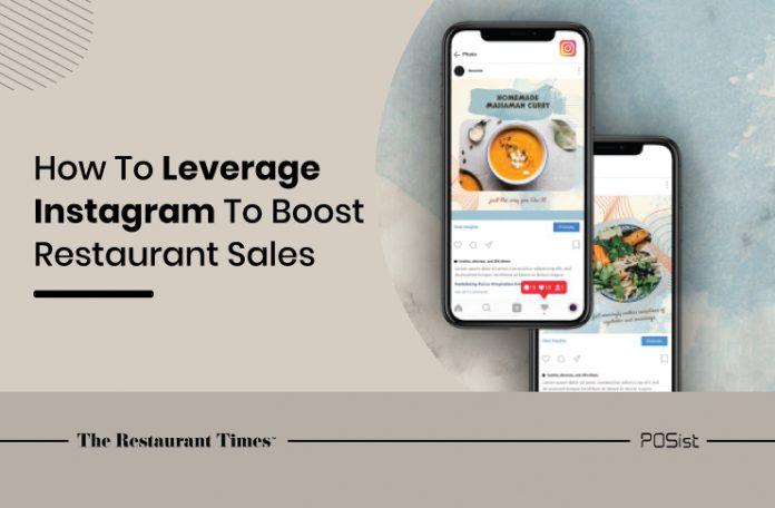 Instagram marketing to boost restaurant sales