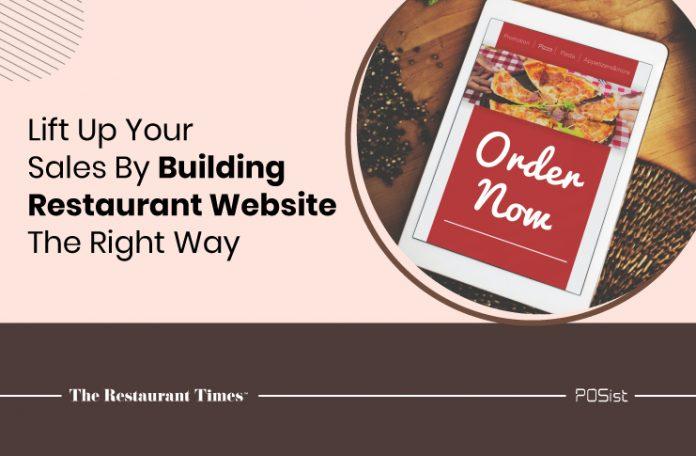 Build restaurant website